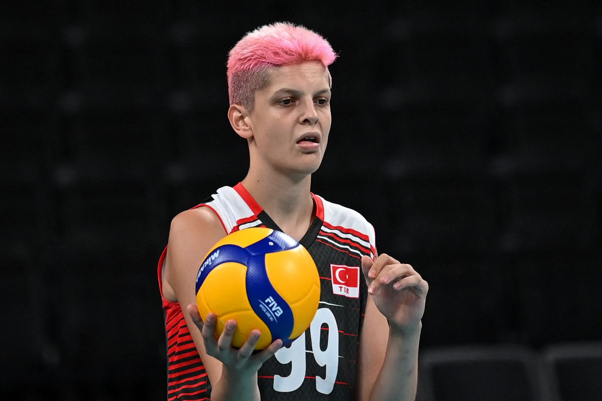 VOLLEYBALL-OLY-2020-2021-TOKYO-TUR-RUS-ROC