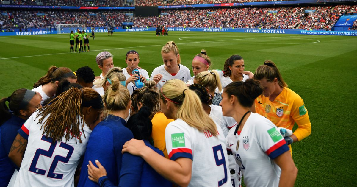 Usa Vs England Women S World Cup 2019 Time Tv Schedule