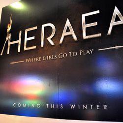 The future home Heraea.