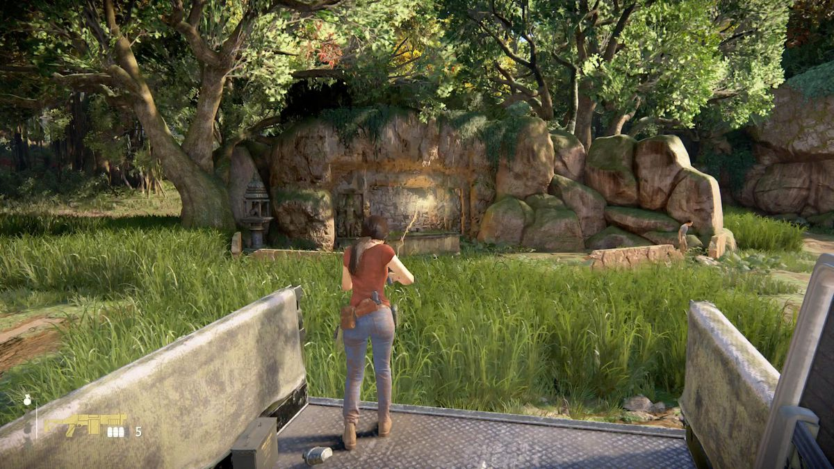 Uncharted: The Lost Legacy Hoysala tokens and finding the Queen\'s ...