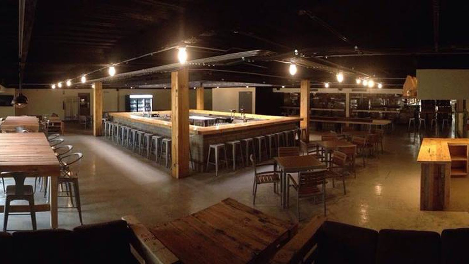 Brew Detroit S Tasting Room Opens Quietly In Corktown With