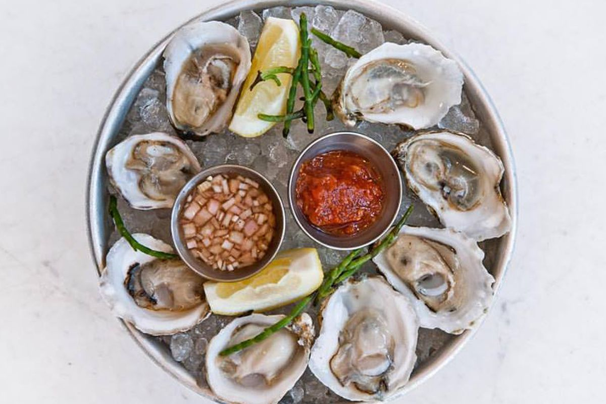 Oysters from Pennsylvania 6