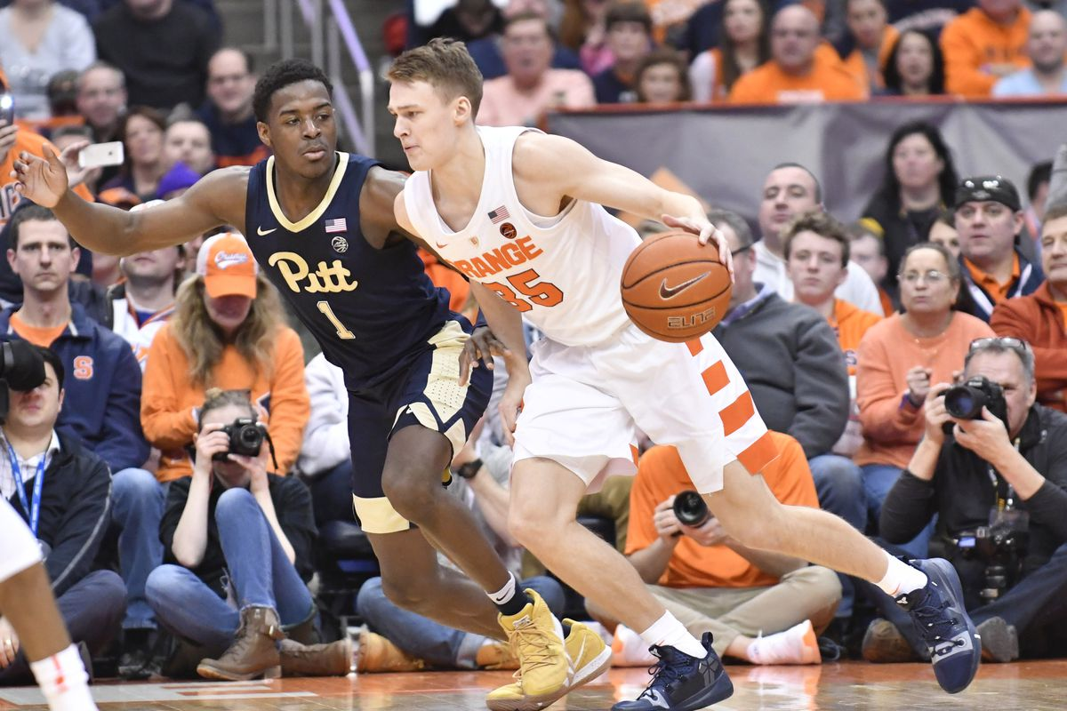 The Buddy Boeheim Show Has Arrived And Helped Syracuse Beat Pitt