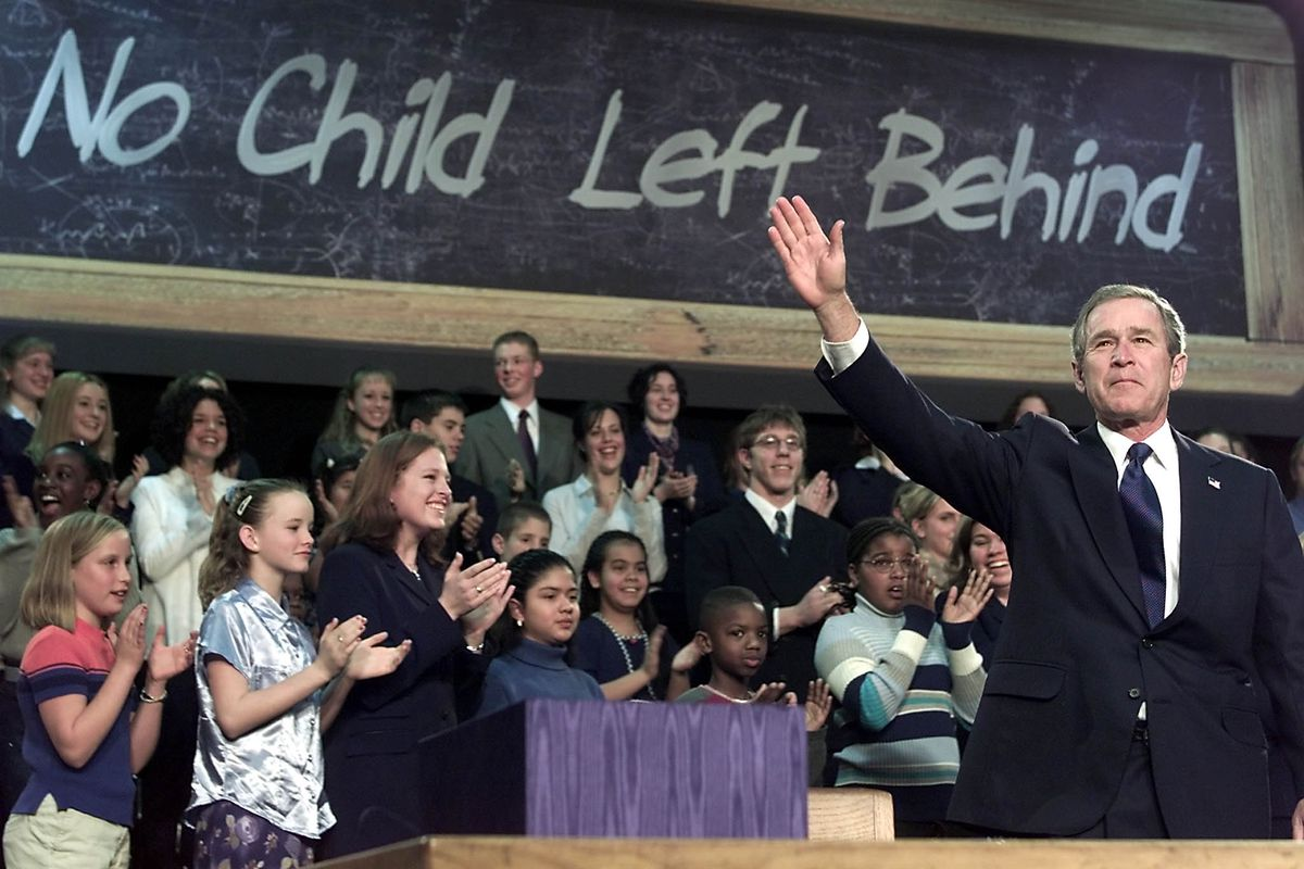 Image result for no child left behind