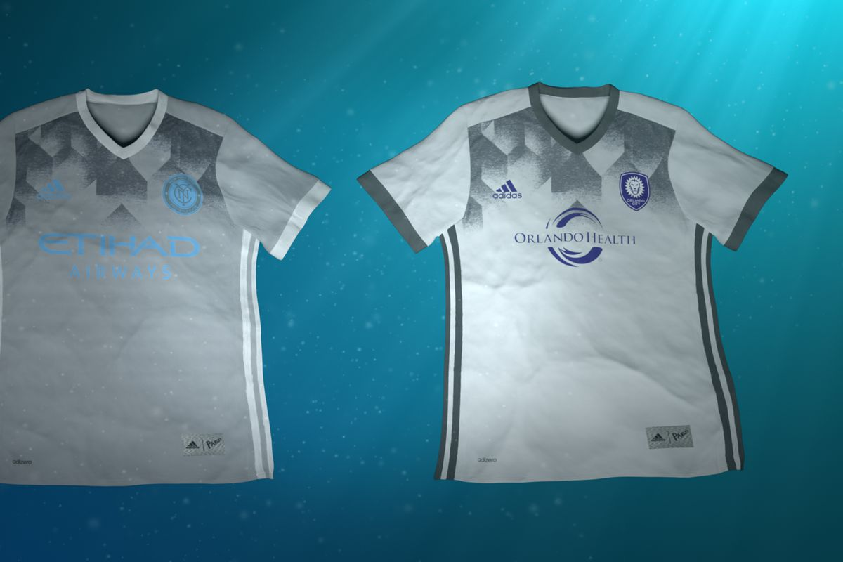 cheap for discount 2e893 d9ee4 Orlando City to Wear Alternate Kits at New York City FC for ...