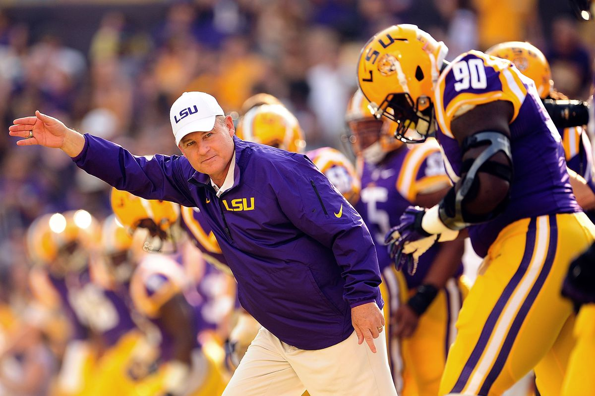 Alabama may be tops, but LSU is charging.