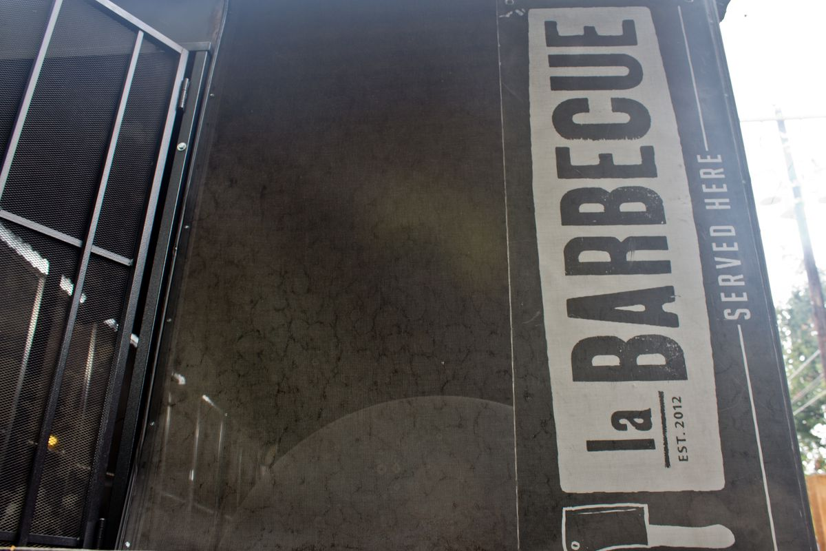 La Barbecue at Quickie Pickie