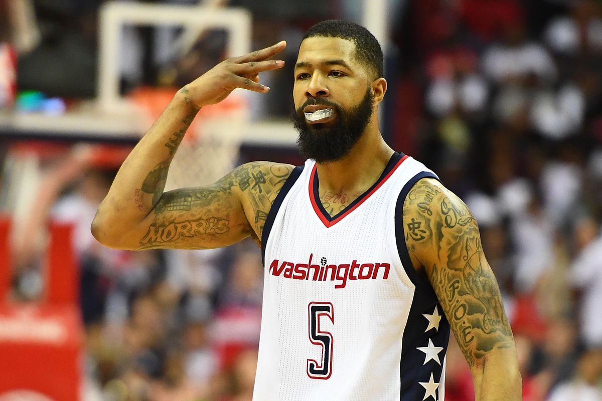 Markieff Morris Proved His Worth But Still Has Plenty Of Room For Improvement With The Wizards Bullets Forever