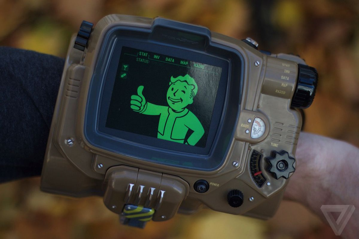 Bethesda is bringing back the Fallout 4 Pip-Boy for a ...