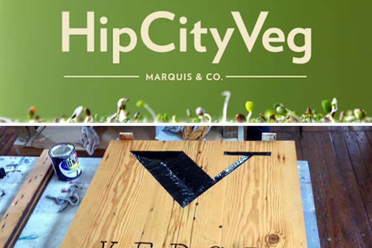 Vedge and HipCityVeg getting props