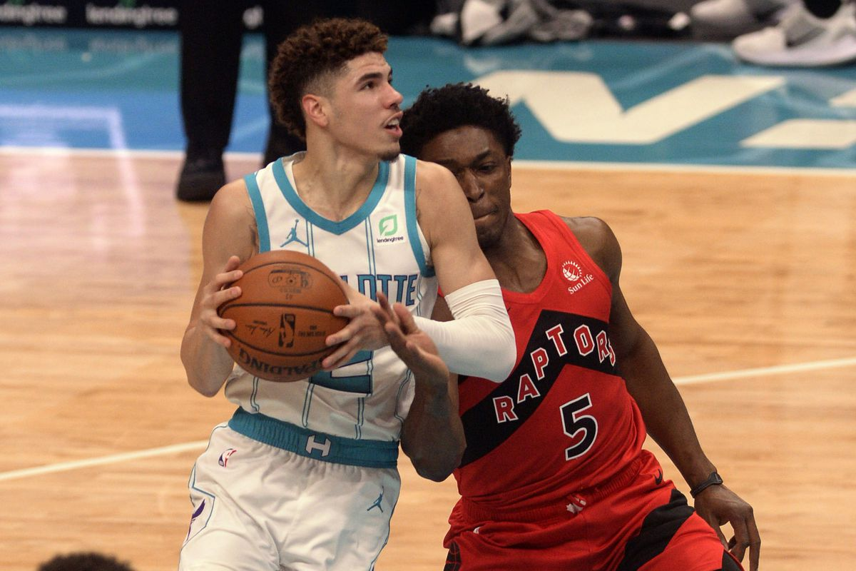 Charlotte Hornets At Toronto Raptors Game Thread At The Hive