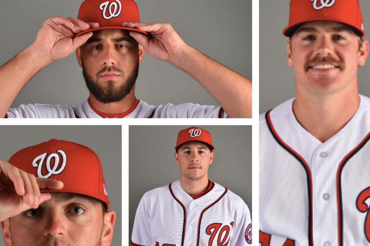 Washington Nationals 2019 Schedule Washington Nationals' Photo Day Highlights 2019   Federal Baseball