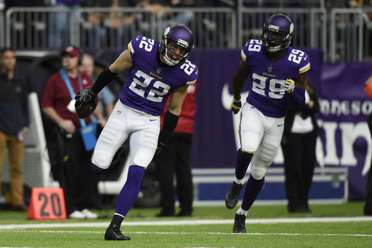Everson Griffen Xavier Rhodes Harrison Smith make NFL