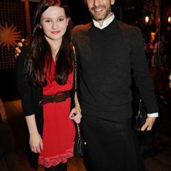 <i>Abigail Breslin and Marc Jacobs via Seth Browarnik/worldredeye.com</i>