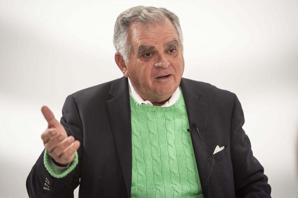Former U.S. Secretary of Transportation Ray LaHood in 2019.