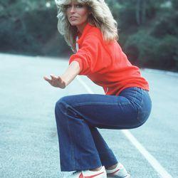 Farrah Fawcett, 1976