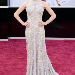 Amanda Seyfried in Alexander McQueen.