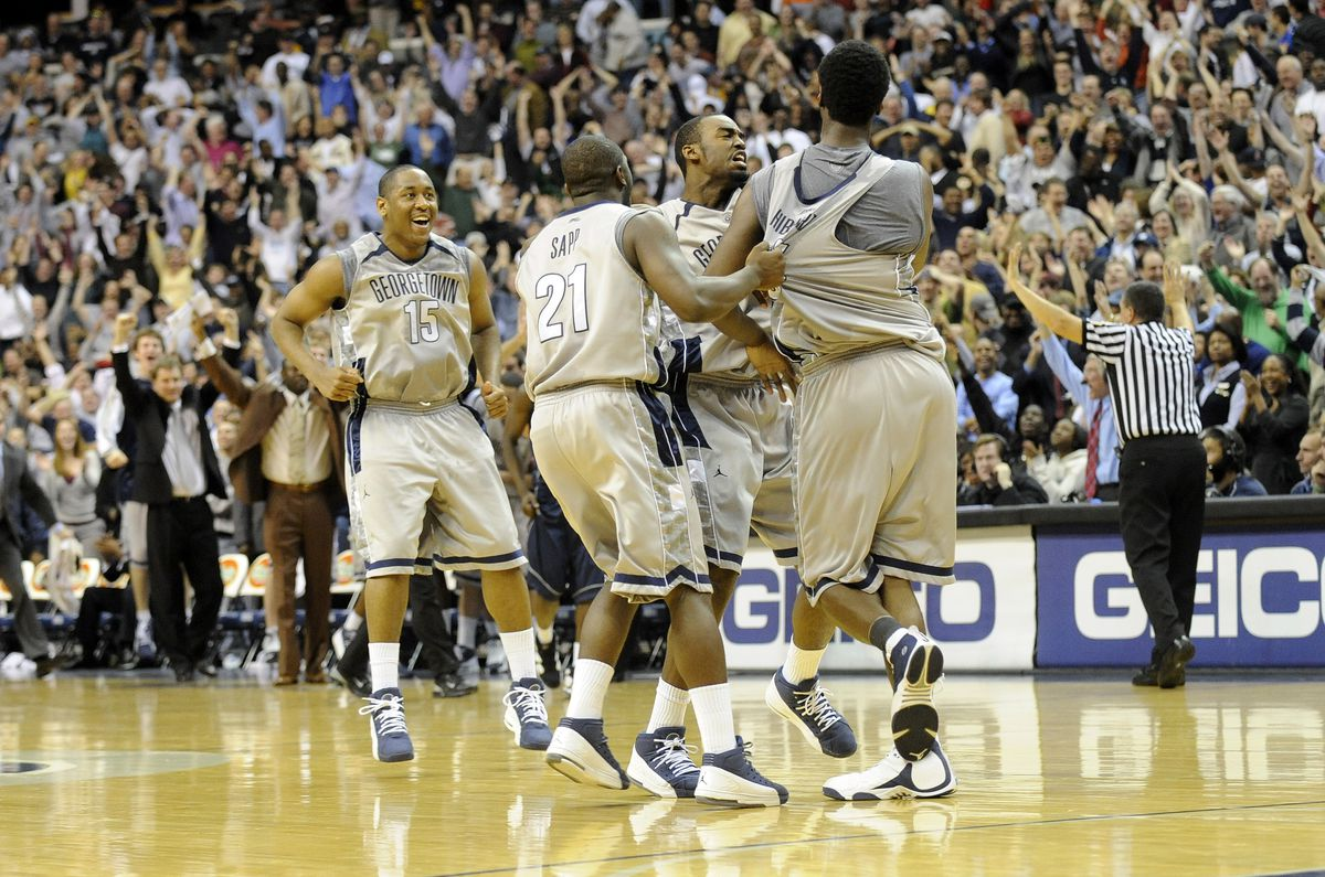Connecticut v Georgetown