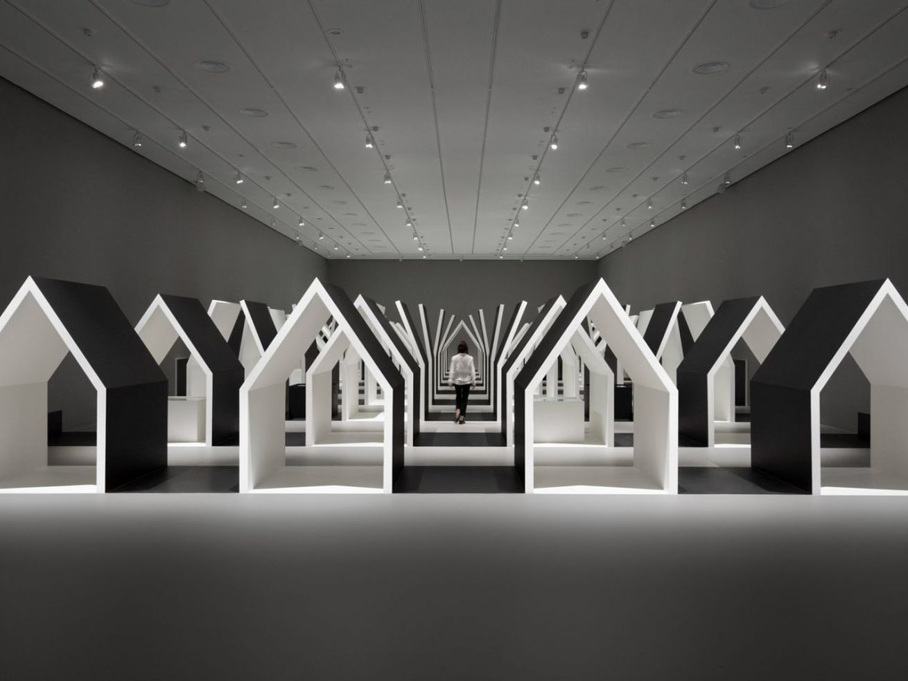 Check out a mind-bending M.C. Escher exhibition designed by Nendo