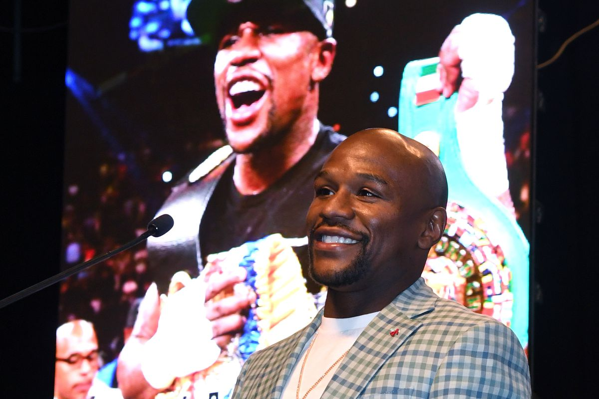 Mayweather vs McGregor fight date announced