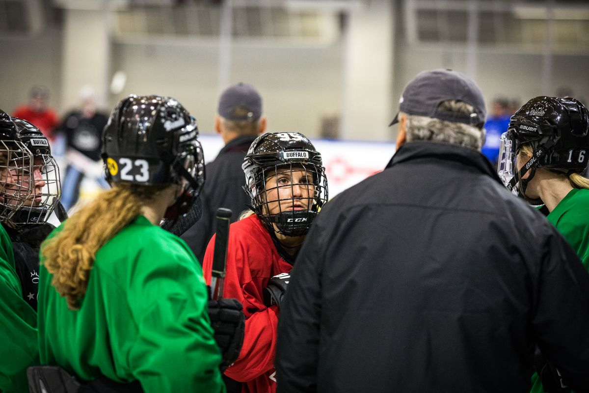 Buffalo Beauts name Pete Perram head coach