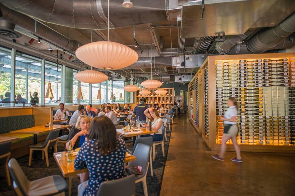 Grove Wine Bar & Kitchen in downtown Austin