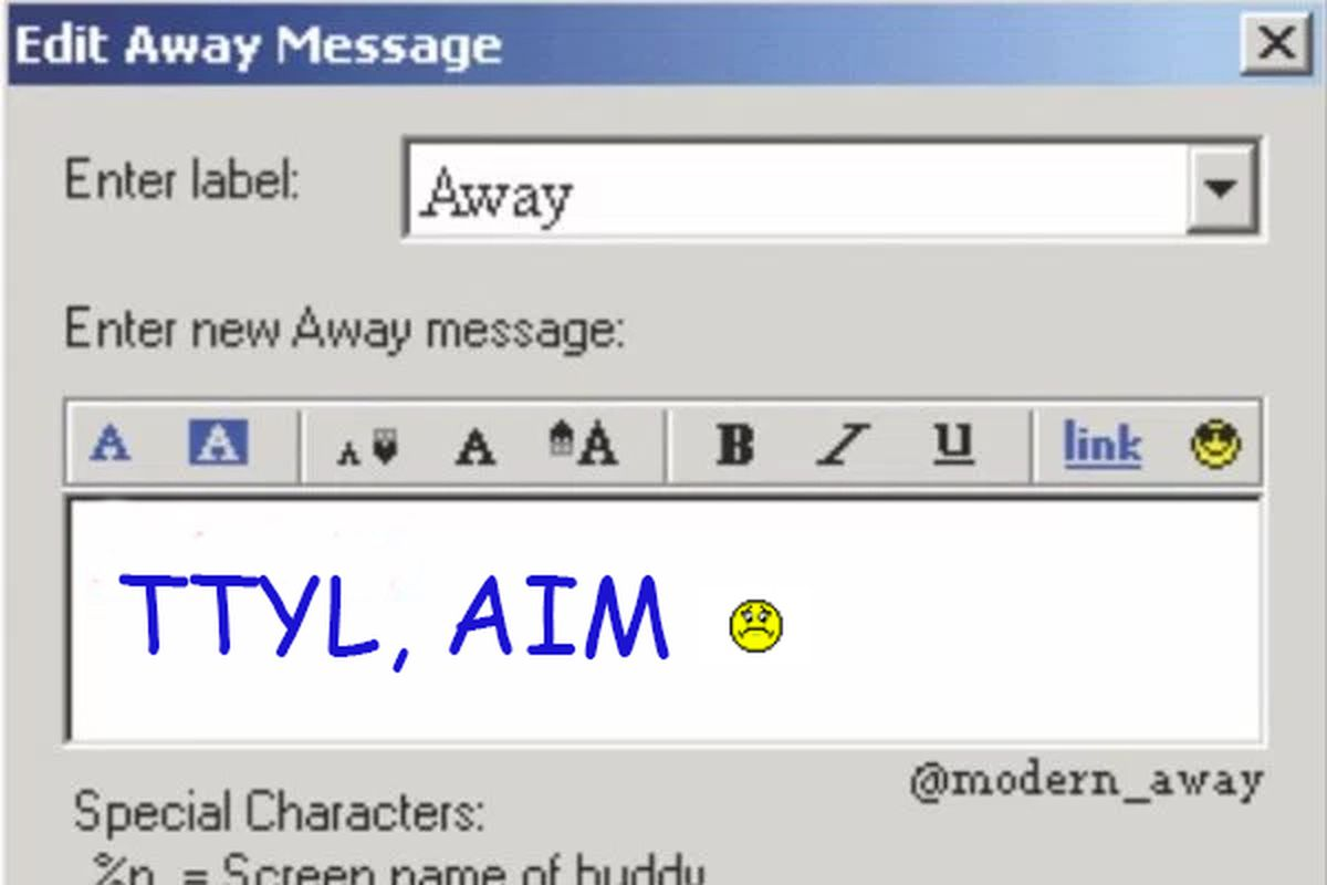 AIM shuts down: AOL Instant Messenger changed the way we ...