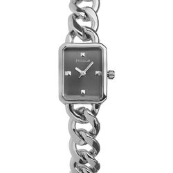 """Topshop chunky chain watch, $35 at <a href=""""http://us.topshop.com/webapp/wcs/stores/servlet/ProductDisplay?searchTerm=watch&storeId=13052&productId=13483115&urlRequestType=Base&categoryId=&langId=-1&productIdentifier=product&catalogId=33060"""">Topshop</a>."""
