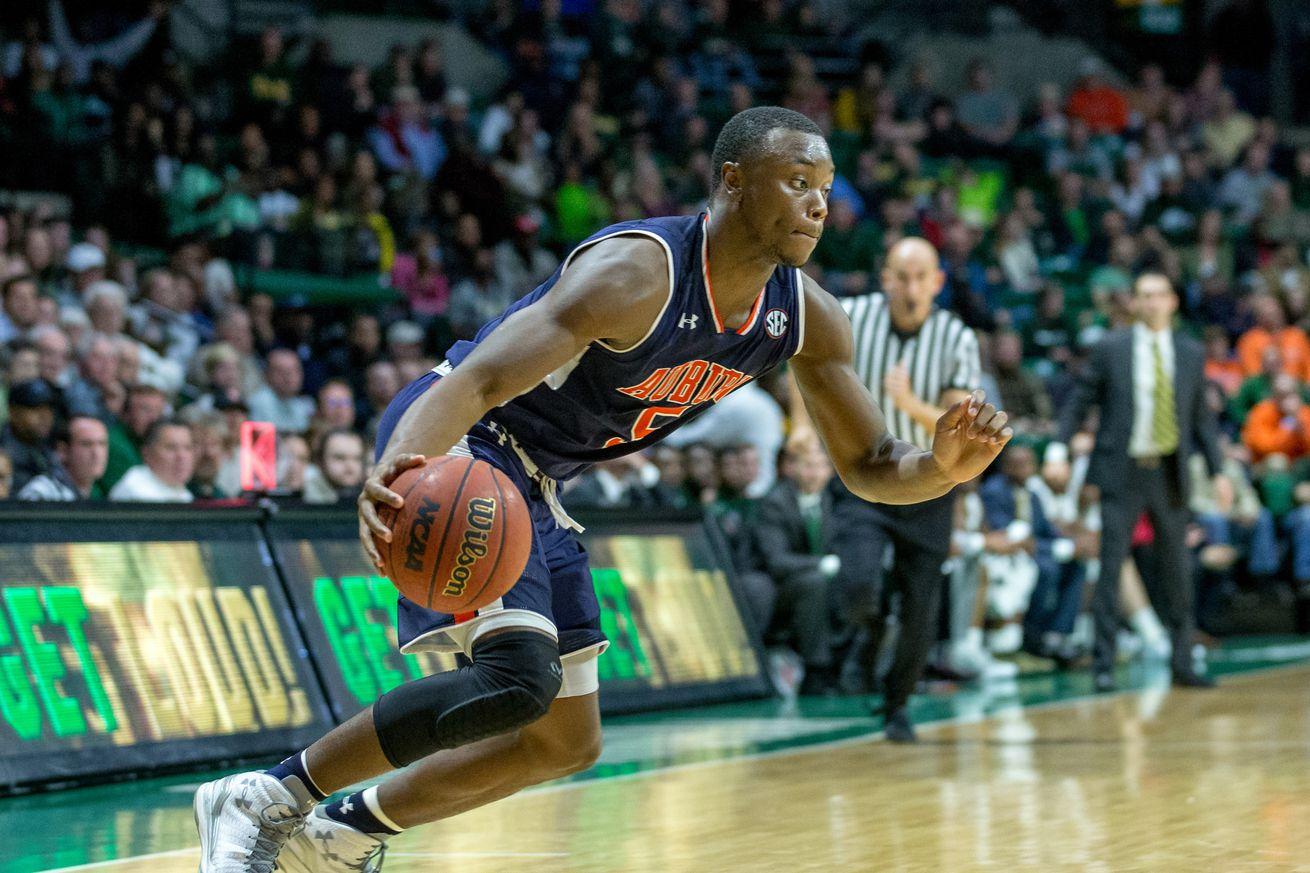 NCAA Basketball: Auburn at UAB