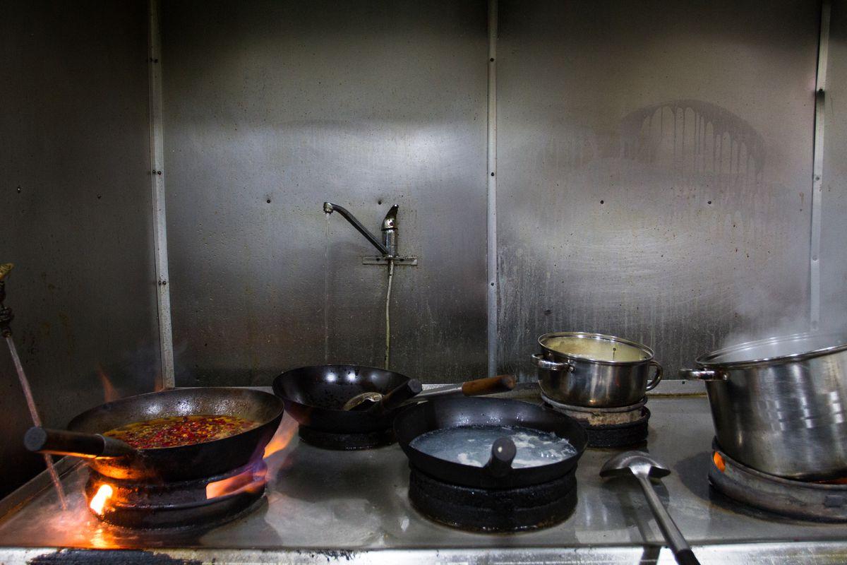 Etles, London's outstanding Uyghur restaurant is opening on Finchley Road