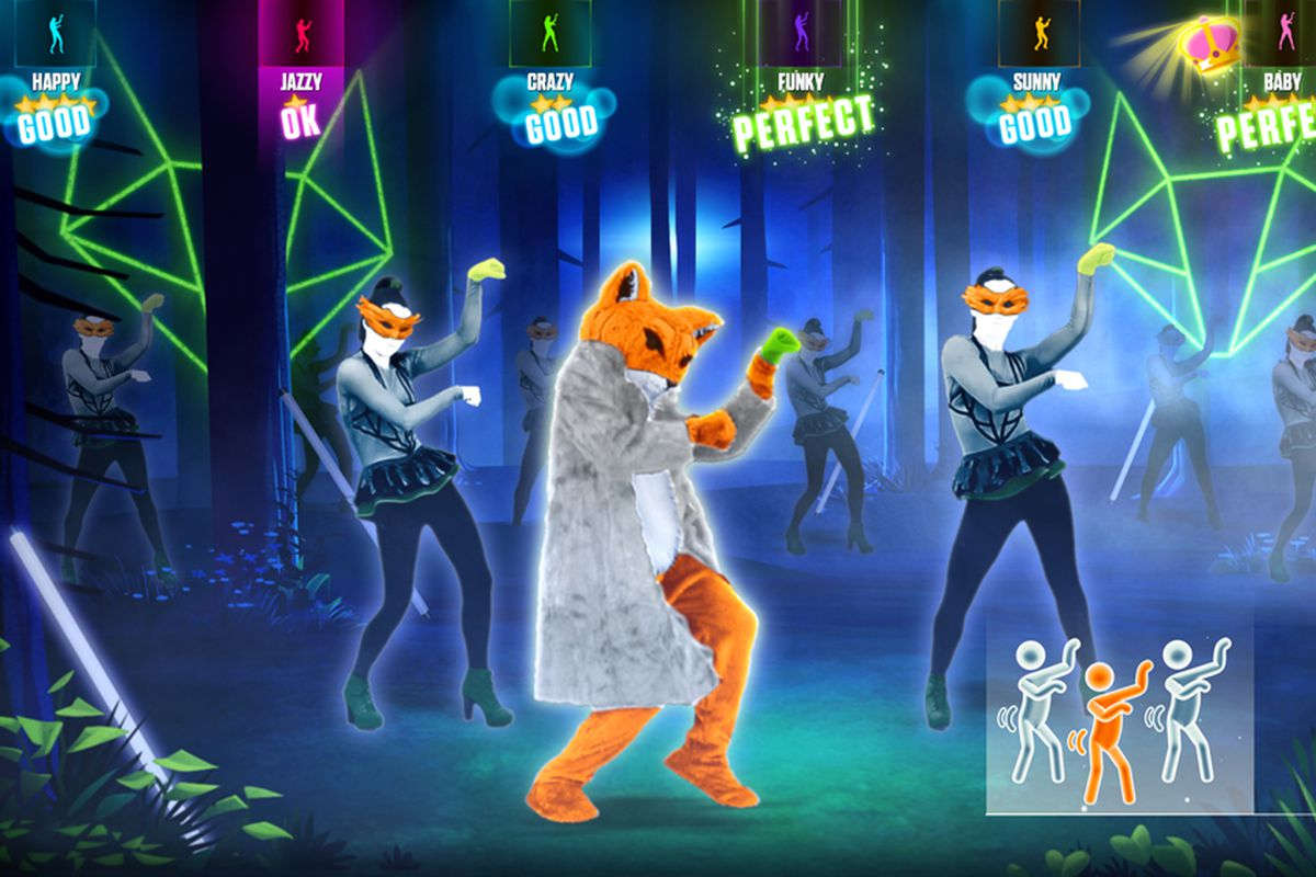 Just Dance 2015, Just Dance Now trailer, E3 2014 - Polygon
