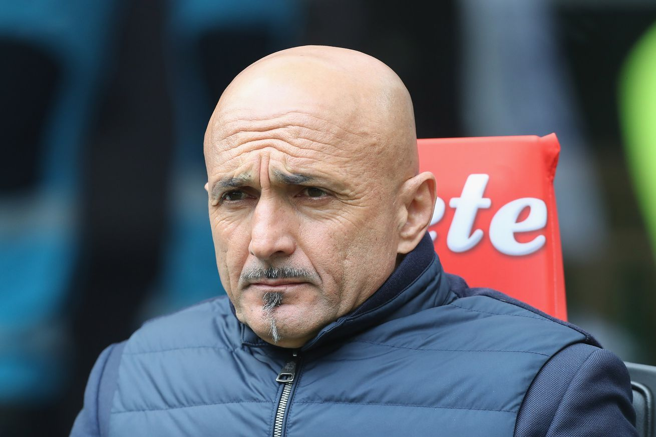 Spalletti: ?Our only objective tomorrow is to win?