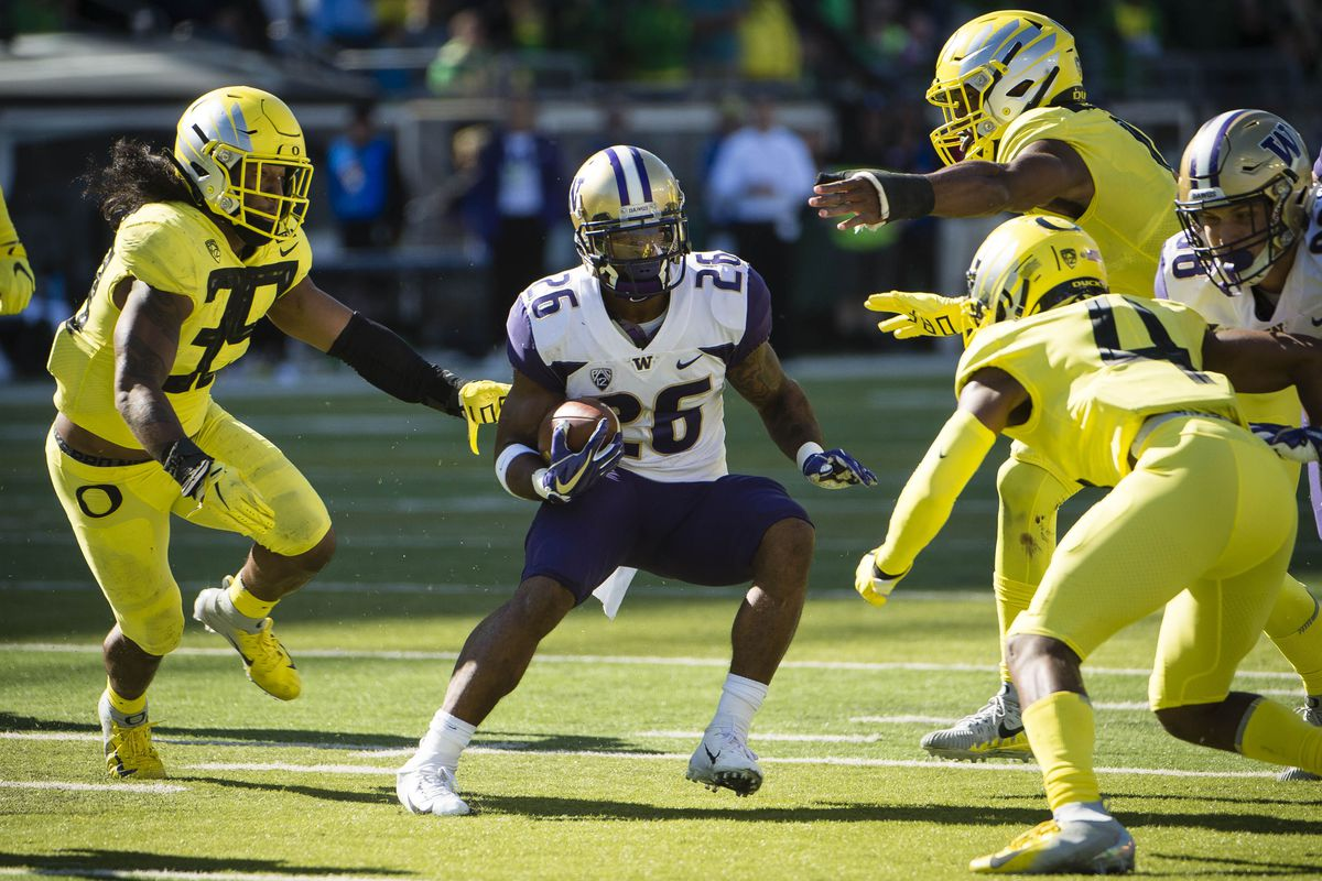 Toughest 2019 game for each Pac-12 team: Oregon faces major test at