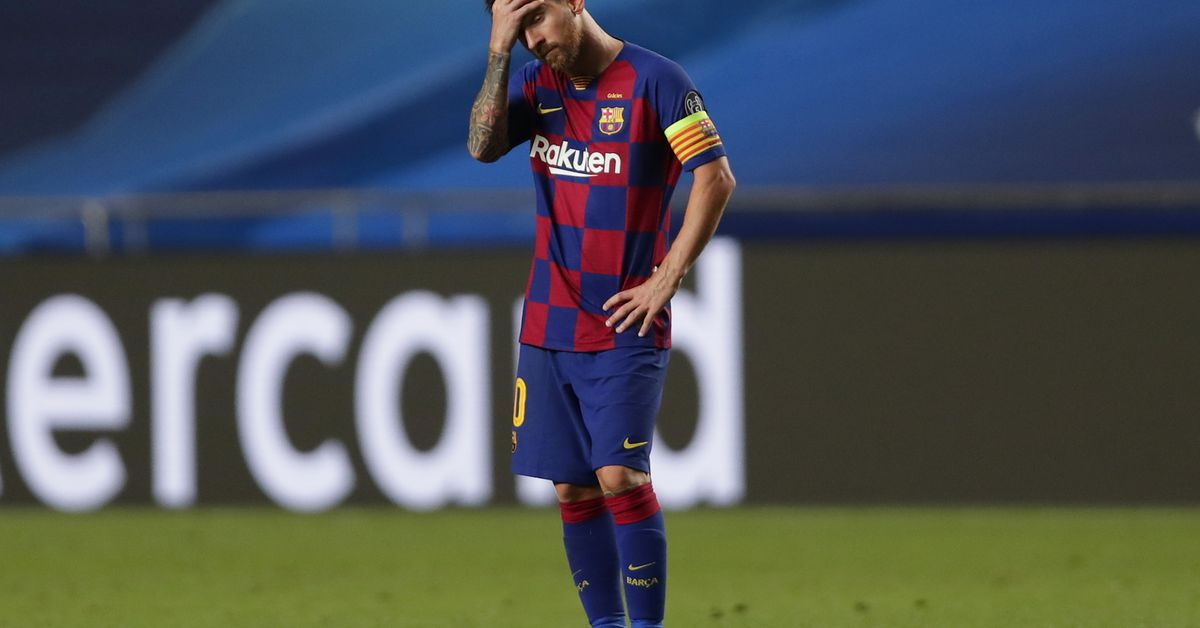 Total rebuild required at Barcelona; nothing else is acceptable - Barca Blaugranes