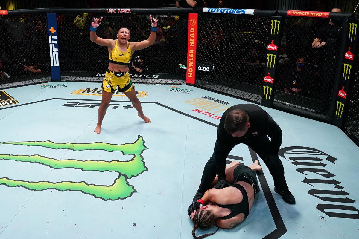 UFC Fight Night: Malecki v Nunes