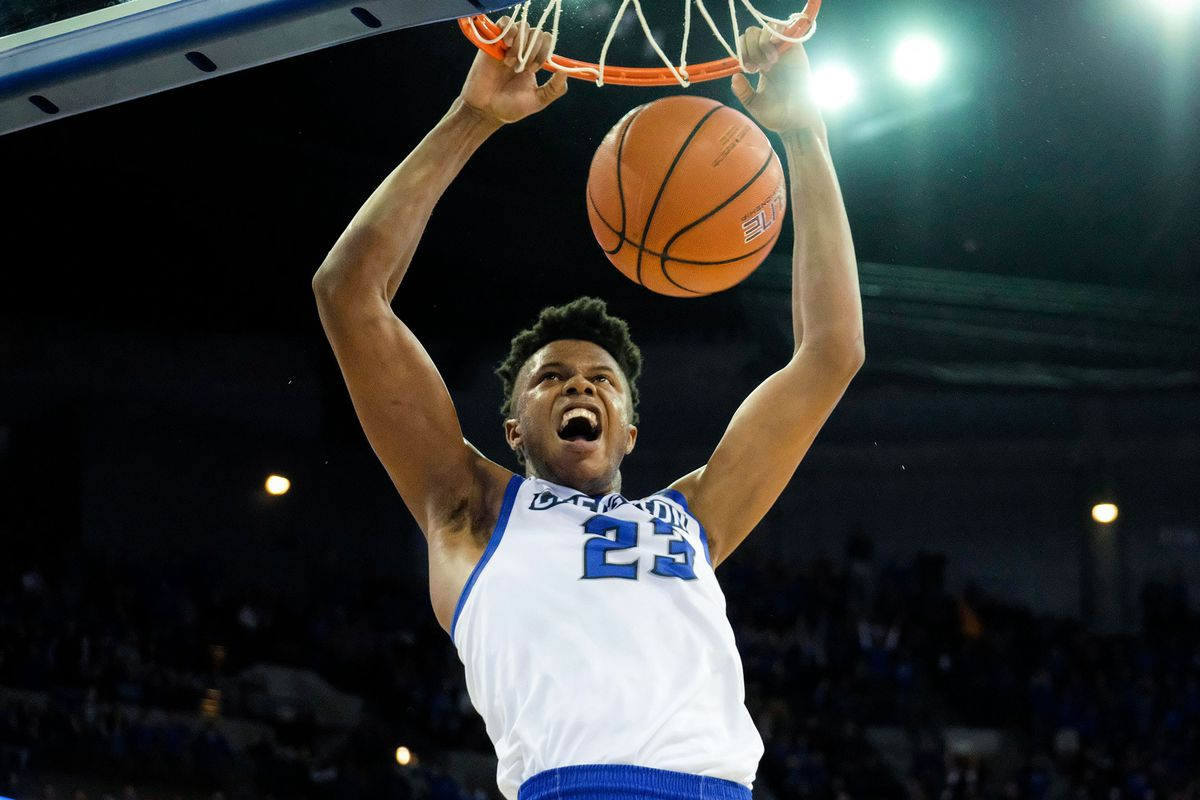 Justin Patton (GettyImages)