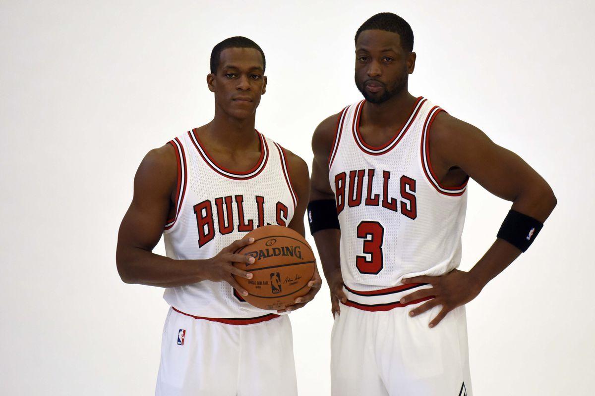 NBA: Chicago Bulls-Media Day