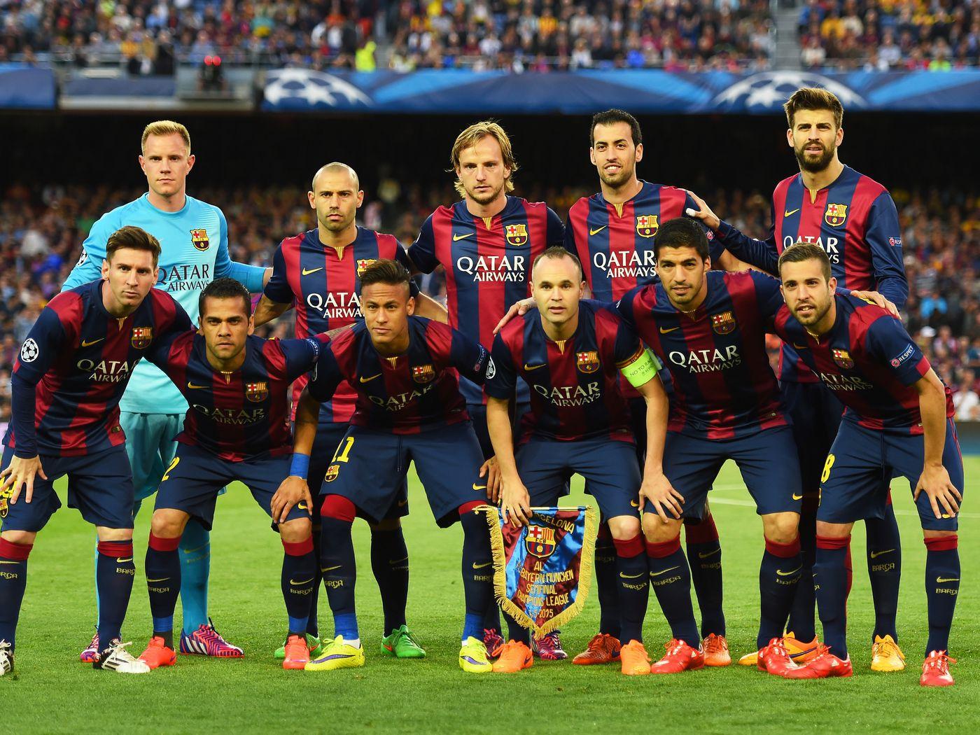 Bayern Munich Vs Barcelona Champions League Semifinal 2nd Leg Projected Lineups Barca Blaugranes
