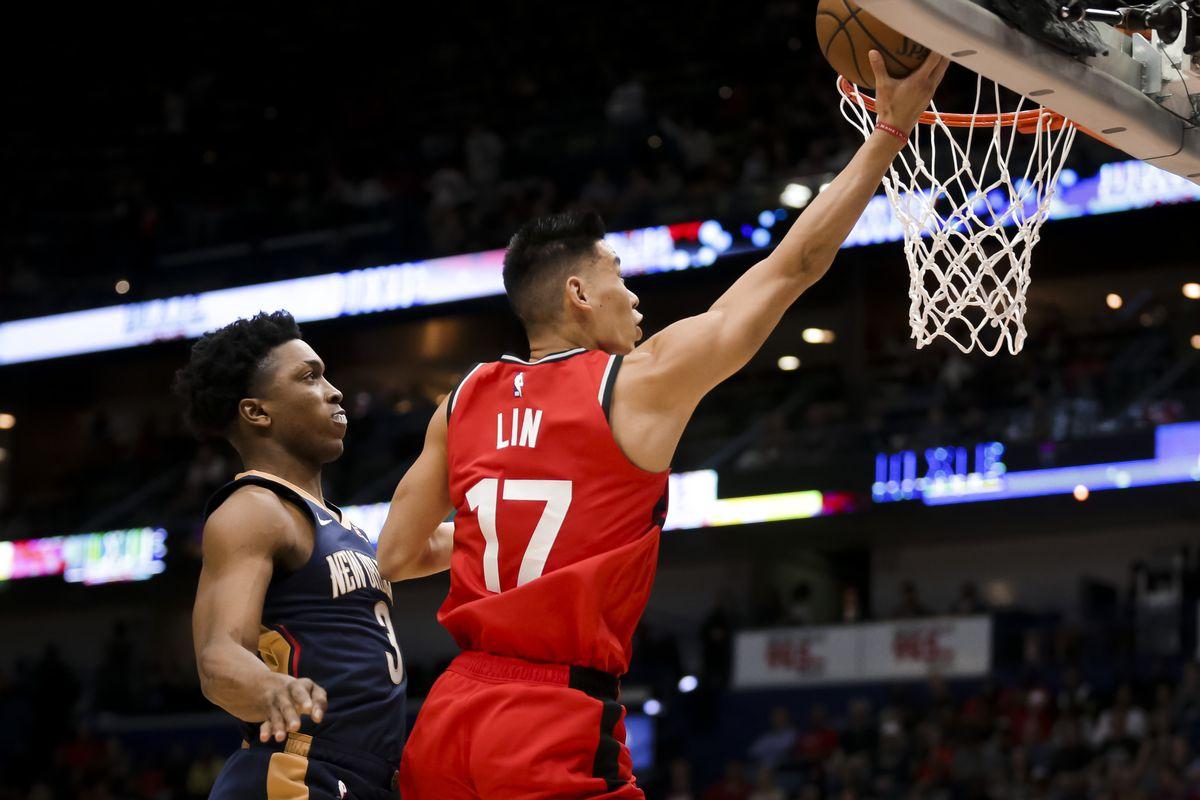 Five thoughts recap: Toronto Raptors 127, New Orleans Pelicans 104, Jeremy Lin