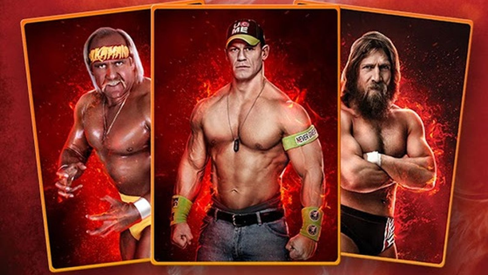 Wwe Supercard Review A Wwe Mobile Game Thats Actuallydecent