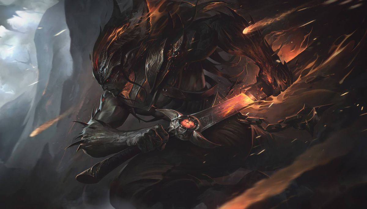 New Yasuo and Riven skins: Nightbringer and Dawnbringer are rad