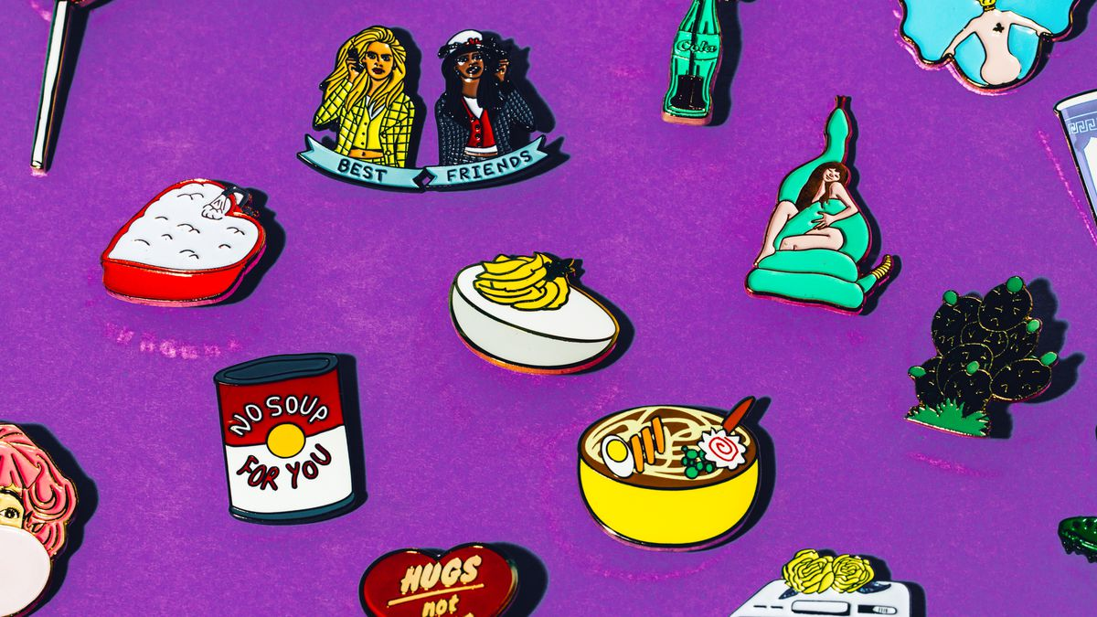 Everything You Need to Know About Pin Collecting, from an ...