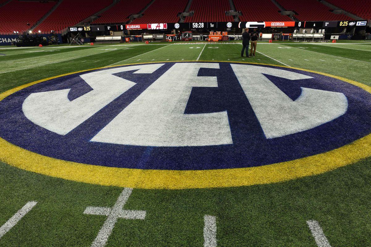 NCAA Football: SEC Championship-LSU vs Georgia