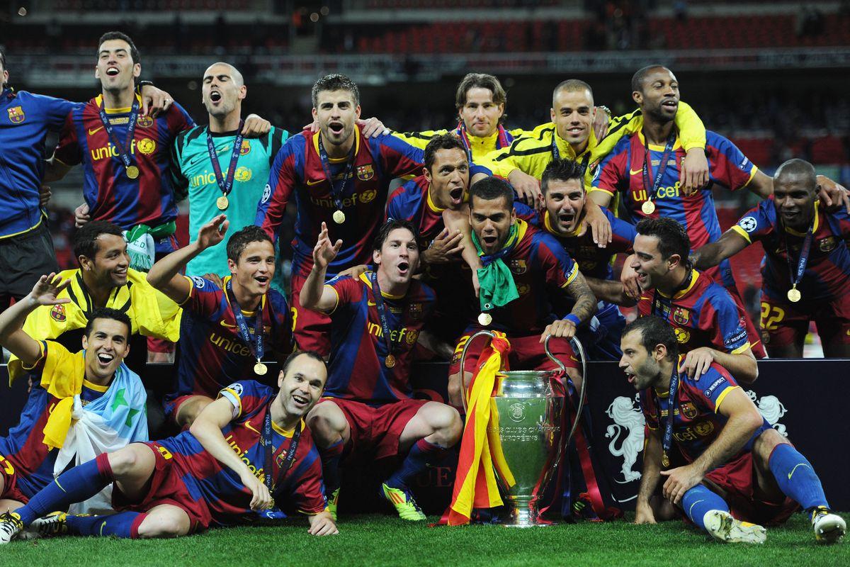 75dcd1df 2011 Barcelona vs 2015 Barcelona: Who wins? - Barca Blaugranes