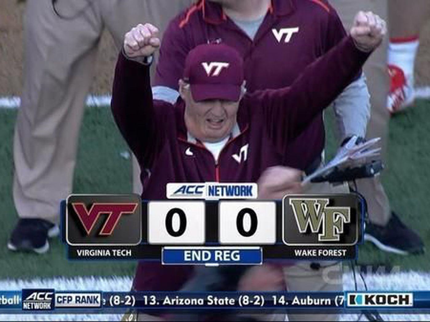 2 reasons that 0-0 VT-Wake game was even more amazing than we ...