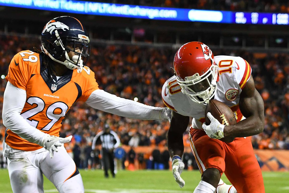 Broncos Roster 2017 Bradley Roby Mile High Report