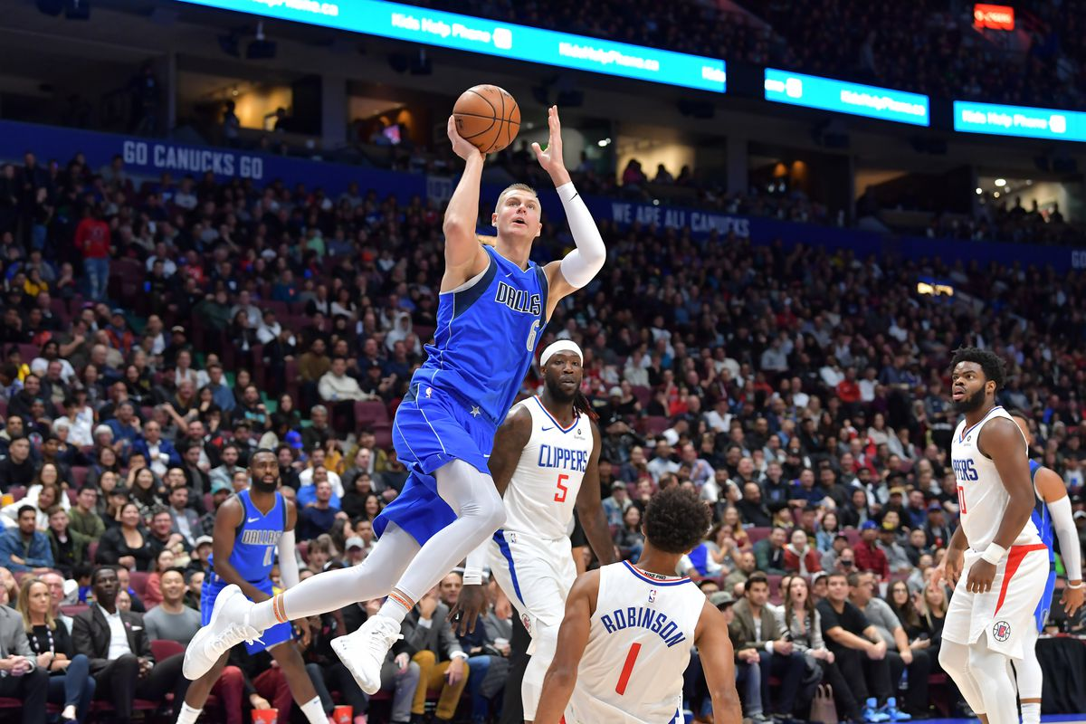 3 Things From The Mavericks 102 87 Win Against The Clippers