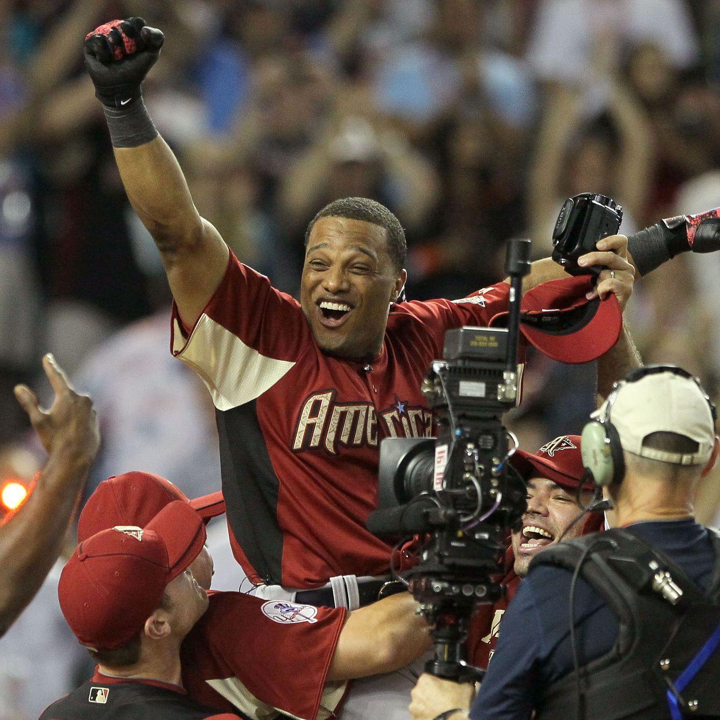 Robinson Cano wins the Home Run Derby ...