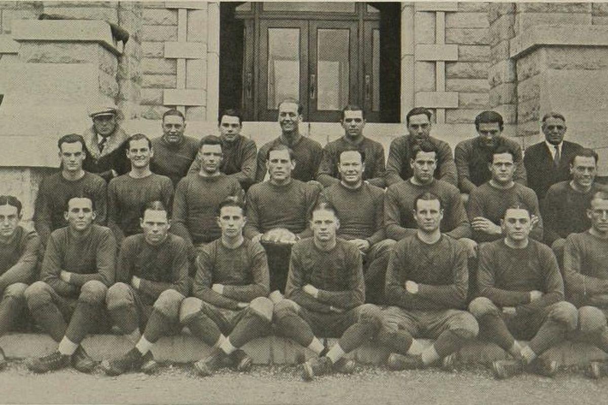 The K-Men of 1922