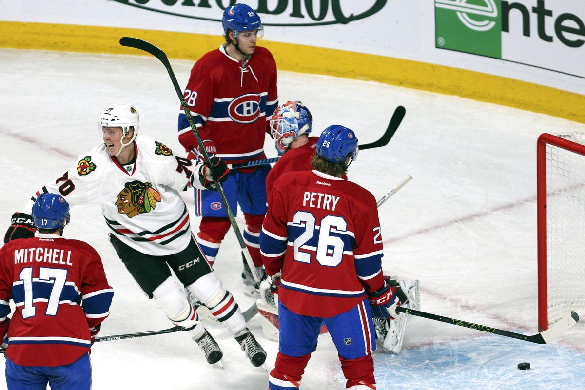 Canadiens Vs Blackhawks Game Recap: Stellar Effort Falls